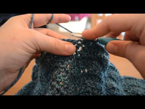 Three Double Crochet Together (3dctog)