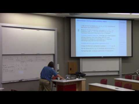 Atlas Workshop - Vogan - Lecture 6 Part a