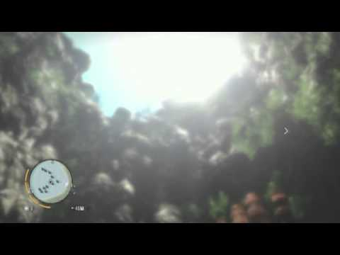 Far Cry 3 - Best place to cliff dive into water