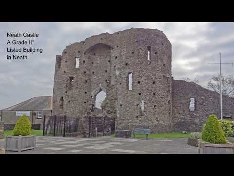 Listed Buildings in Neath S. Wales