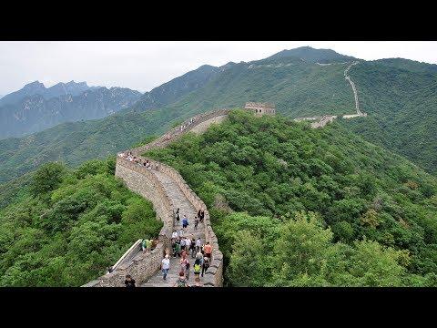 China - Great Wall in Mutianyu