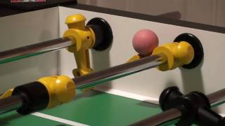 Best Foosball Shot Ever (learn how)