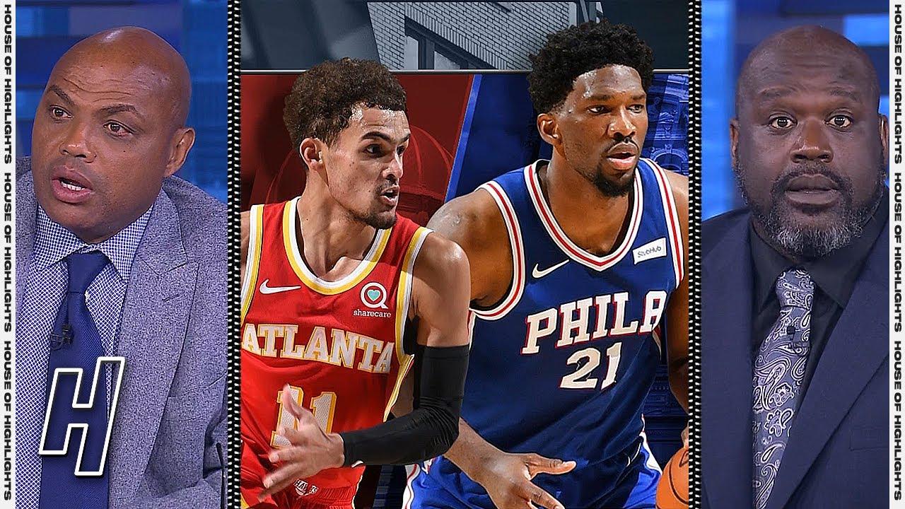Inside the NBA Previews Hawks vs 76ers Game 7   2021 NBA Playoffs