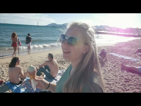 4 Hours In Cannes! - Travel France vlog 196
