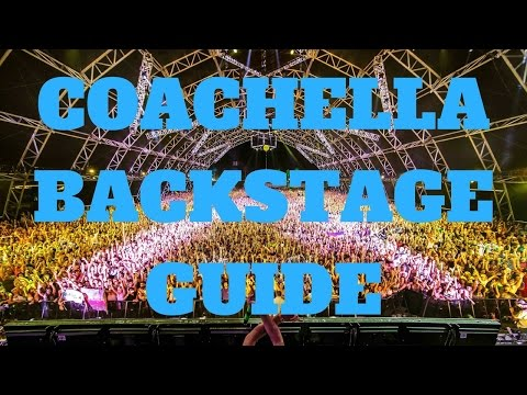COACHELLA 2018 TICKETS & BACKSTAGE PASSES GUIDE ~ MEET & GREET!