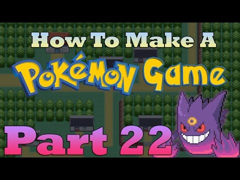 How To Make a Pokemon Game in RPG Maker - Part 22: Mega Evolution