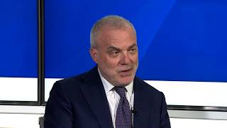 Ian King speaks to Aetna CEO Mark Bertolini