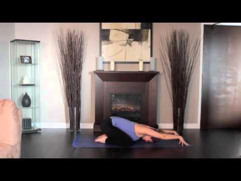 Child's Pose Yoga For Health
