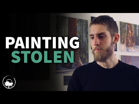 Gallery Refuses to Pay Artist After Selling Paintings   The Art World Is Changing