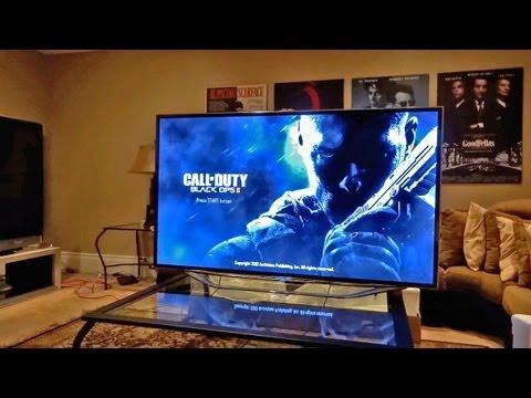 Samsung UN65ES8000 65-Inch TV Unboxing (Samsung 8000 Series)