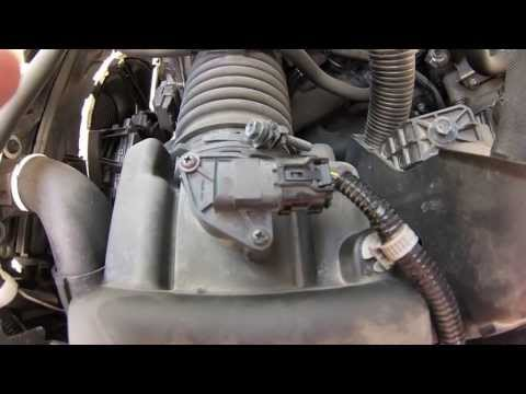 2012 Mazda 3 SkyActiv 2.0L Air Filter How-To