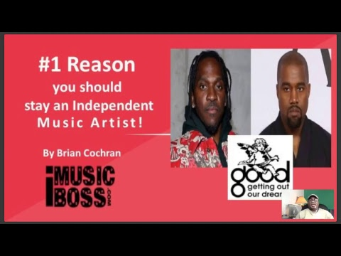 #1 Reason to stay an independent music artist
