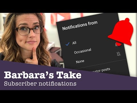 How YouTube Notifications Work |  Responding to Community Concerns Around Notifications