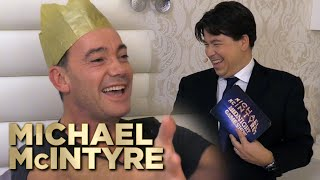 Craig Revel Horwood Surprised By 'Strictly' Contestants! | Michael McIntyre