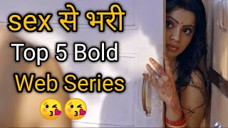 Top 5 New MX Player Web series on 2020 🔥|| MX Player Best Web series in Hindi | 2020 || Part 3