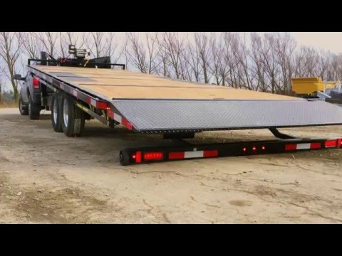 Roll Off Trailer Systems by Berkelmans Welding and Custom Manufacturing Inc.