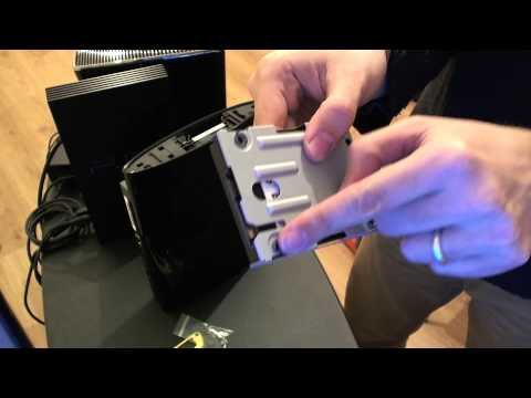 PS3 Slim 12 GB - How to install a Hard Disc Drive