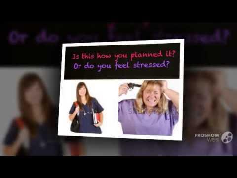 Student Nurses - research paper on stress, we critique!