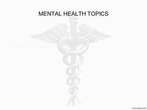 Medical Research Paper Topics
