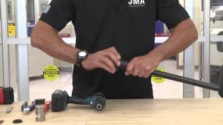 "JMA 7/8"" FX Connector Installation"