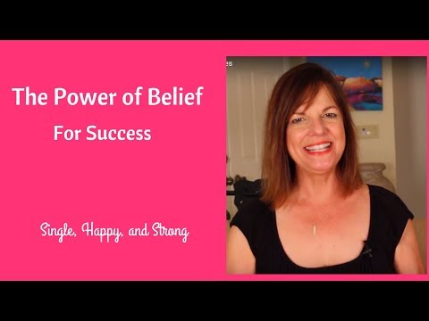 The Power of Belief - For Success