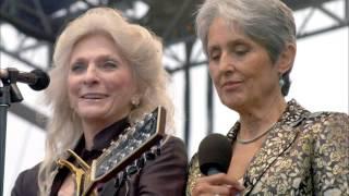 Joan Baez & Judy Collins - Oh, Had I A Golden Thread