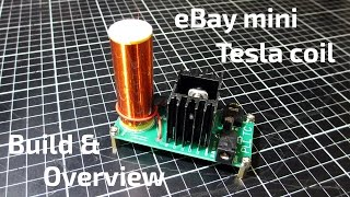 Download Musical Tesla Coil Kit Video