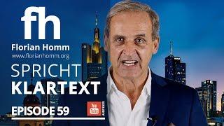 Finanzielle Vorsorge treffen - in einem extrem riskanten Umfeld   Florian Homm #59