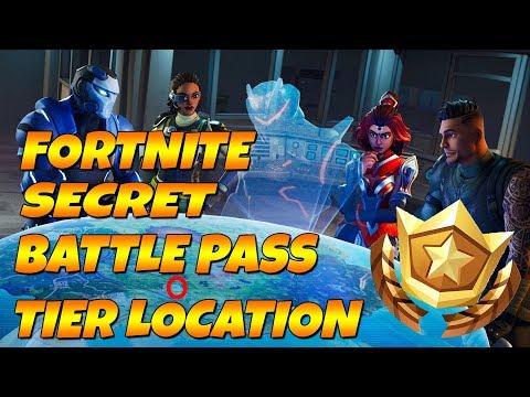 Fortnite - Blockbuster #3 - Free Battle Star location