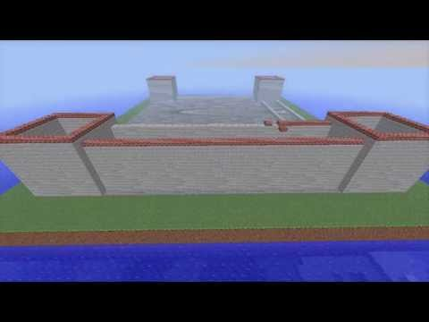 Minecraft Timelapse: Lighthouse Of Alexandria