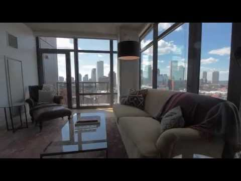 315 on A Apartments  - Fort Point, Boston - 2 Bedroom C with Balcony #1710