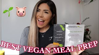 The BEST Vegan Meal Prep out there  |  Look no further! (taste test \u0026 macros)
