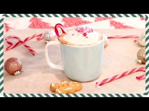 Peppermint Hot Chocolate | Vegan Friendly