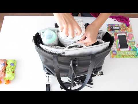 ToteSavvy® Diaper Bag Insert