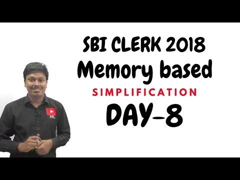 SBI CLERK 2018 _ Preparation-8
