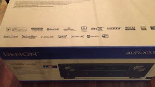 Denon AVR-X4300 Dolby Atmos AV Receiver Review - PakVim net HD