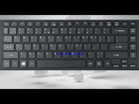 keyboard shortcut key, Computer keyboard shortcut keys