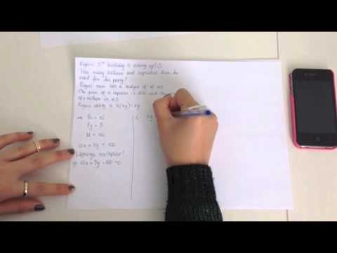 Marginal rate of substitution, optimal bundle and price ratio lesson