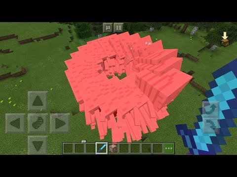 MCPE 1.2 How To Get This Creature! | Command Block Creation