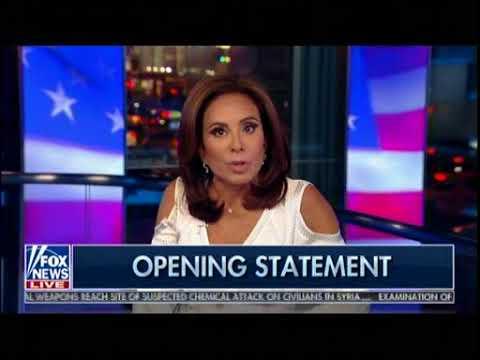 Judge Jeanine Pirro Opening Statement - Comey vs Trump