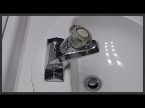Bathroom faucet cartridge replacement