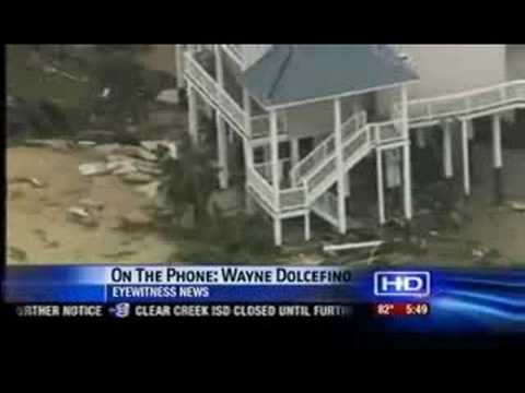 Hurricane Ike news blackout on dead bodies Bolivar Crystal B