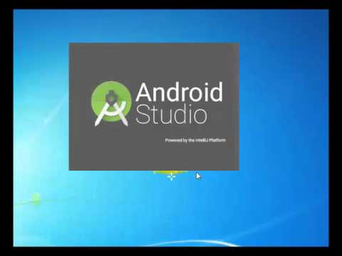 How to install Android Studio and SDK tools