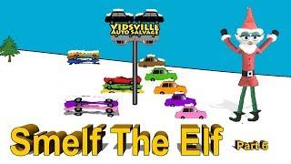 Smelf The Elf Part 6 - Cristmas Car Crusher