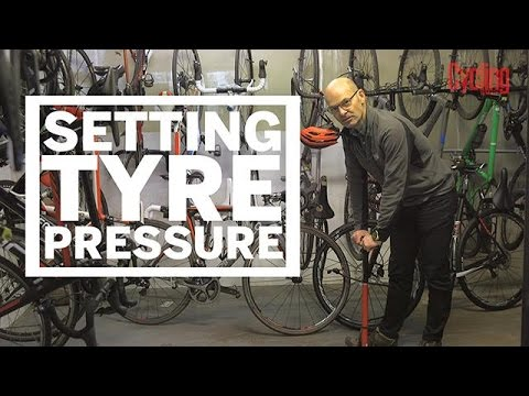 How to set the perfect tyre pressure