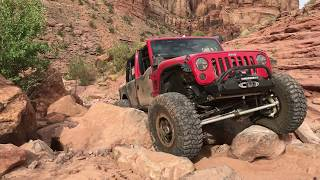 Moab 2018 Day 3: Pritchett Canyon And Behind The Rocks