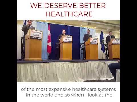 Health care in Alberta