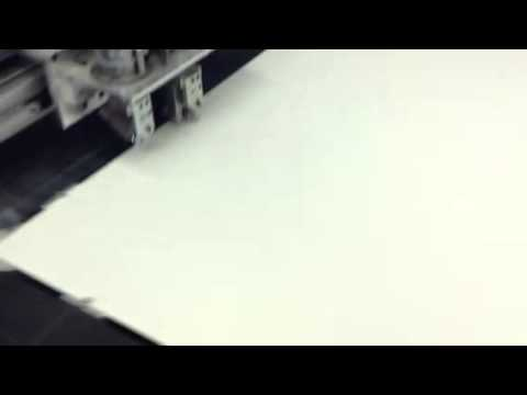 Cutting mount board