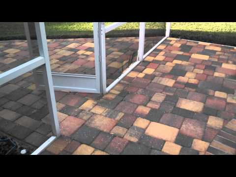 Paver cleaning and sealing Tampa FL