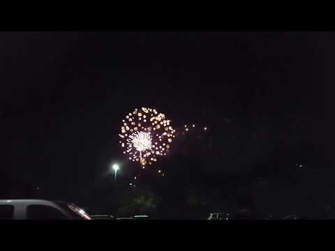 Epcot Fireworks from Pop Century